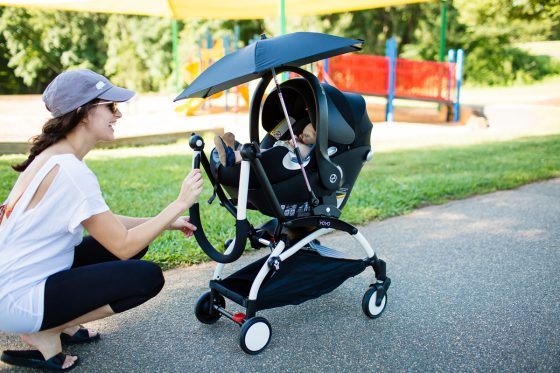 Stroller Guide: Highly Compact and Highly Fashionable: BabyZen YOYO+ ...
