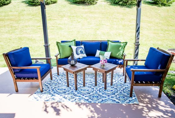 Fantastic Creating The Perfect Backyard Space With Plow Hearth Machost Co Dining Chair Design Ideas Machostcouk
