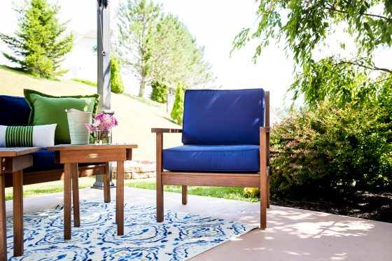Groovy Creating The Perfect Backyard Space With Plow Hearth Machost Co Dining Chair Design Ideas Machostcouk