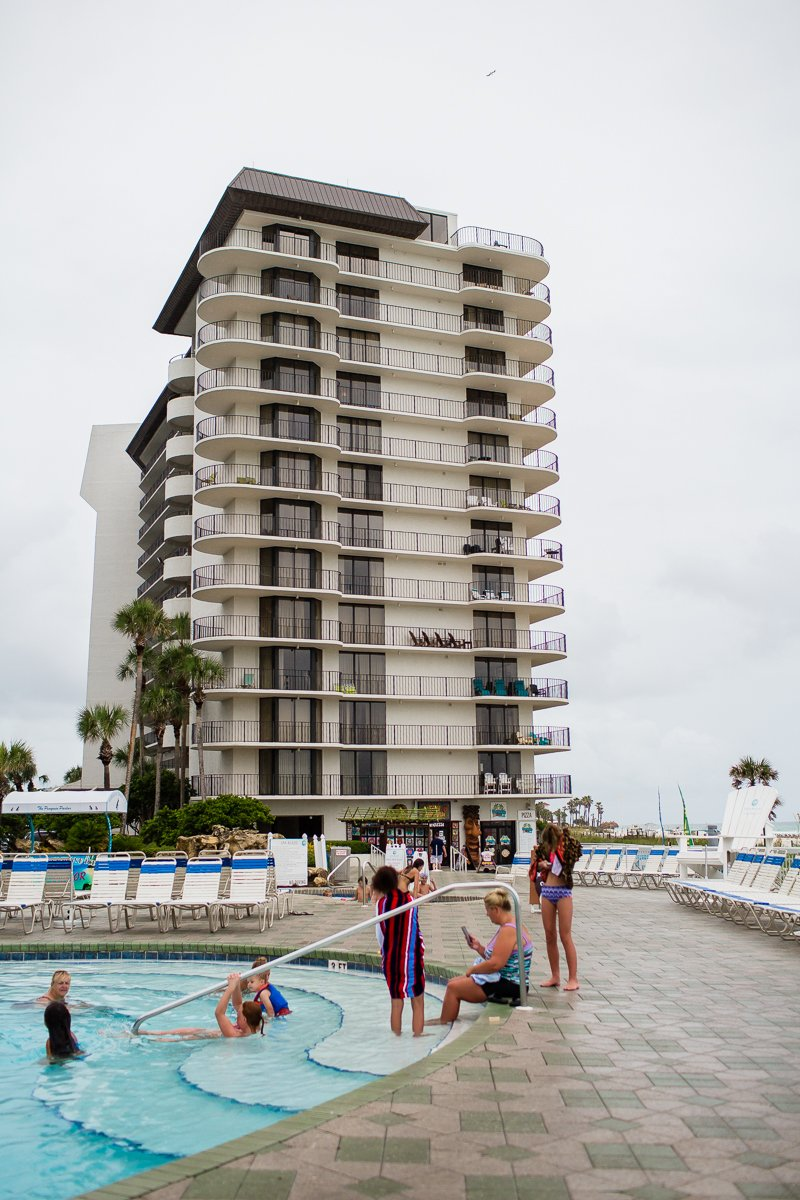 Edgewater Beach & Golf Resort In Panama City Beach
