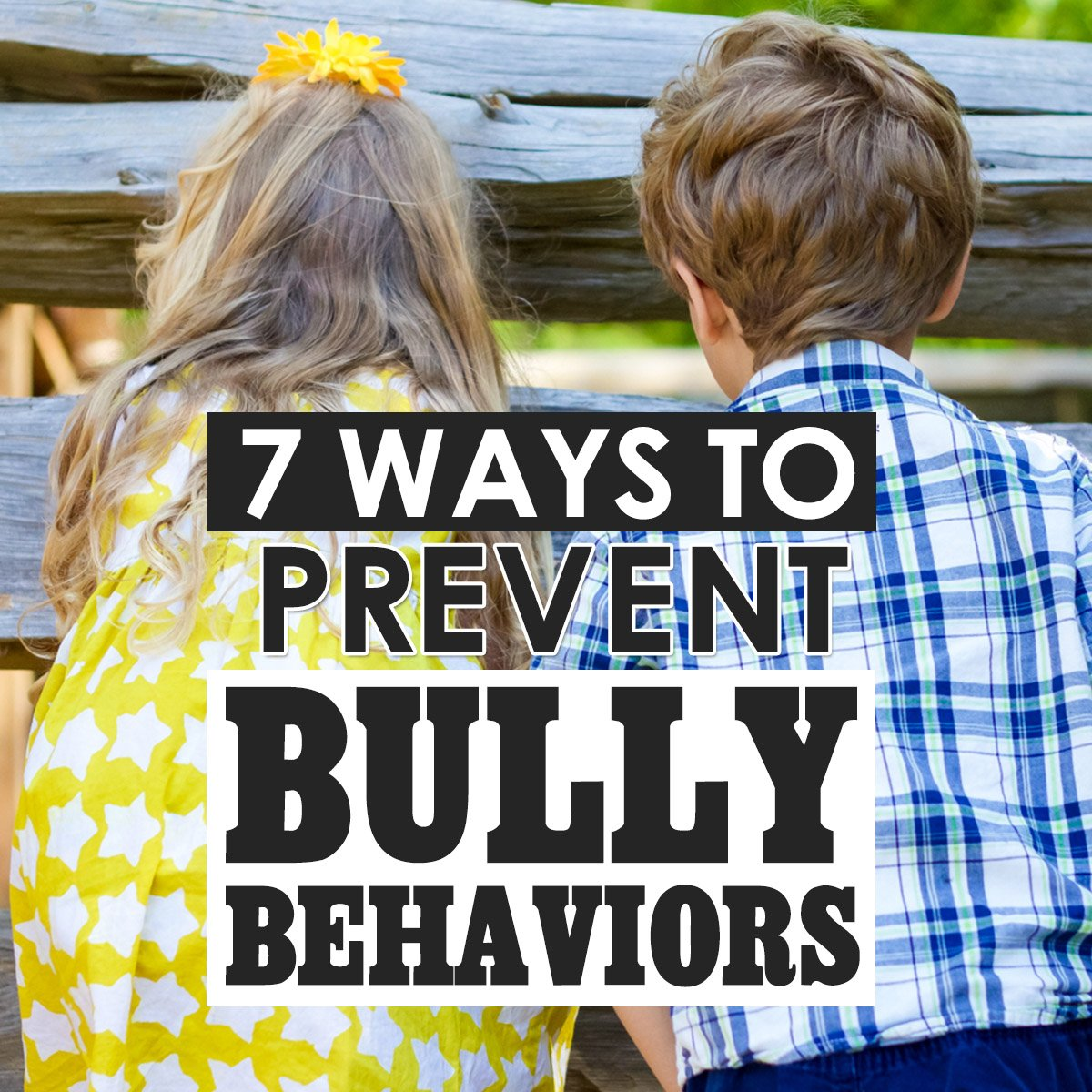 ways to reduce bullying Prevention at school assess bullying engage parents & youth set policies & rules the best way to address bullying is to stop it before it starts.