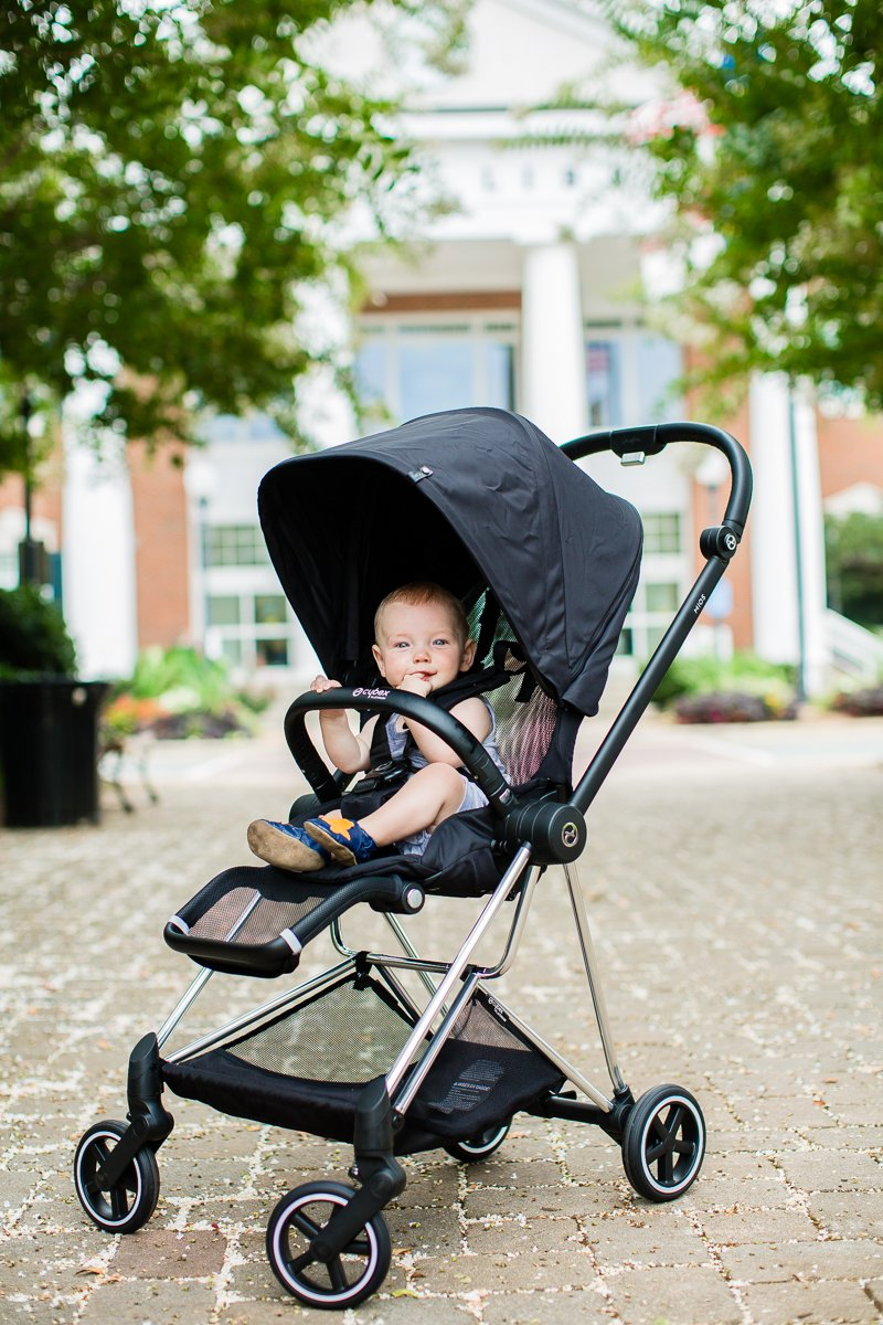 Introducing The Brand New Cybex Mios Stroll In Breathable