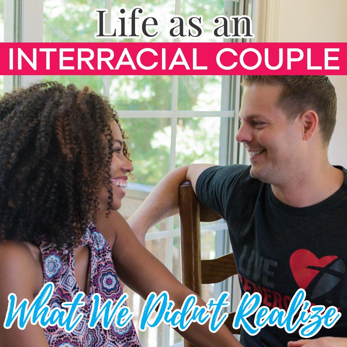 Life through the eyes of an interracial couple