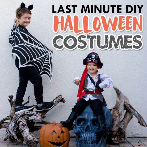 Last Minute DIY Halloween Costumes - Daily Mom