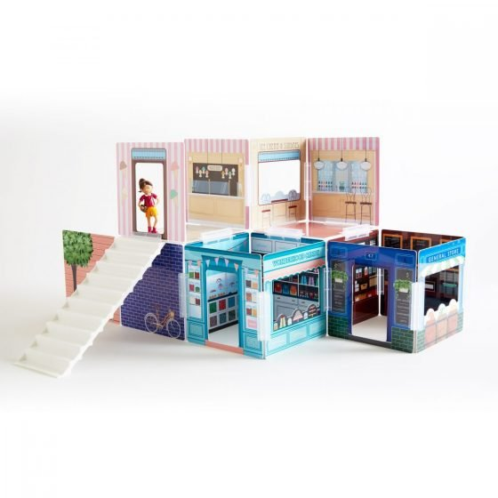 Great Building sets that you design yourself