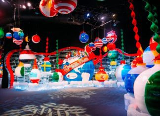 Gaylord Palms ICE! Featuring Christmas Around the World