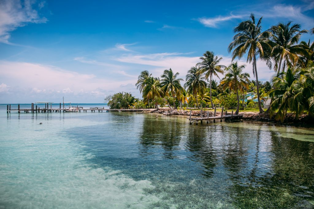 Belize vacation hamanasi sunset cruise