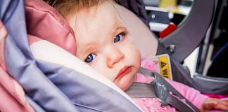 5 tips to ensure your don't forget your baby in the car