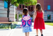 Back to School with a Mom of All Girls