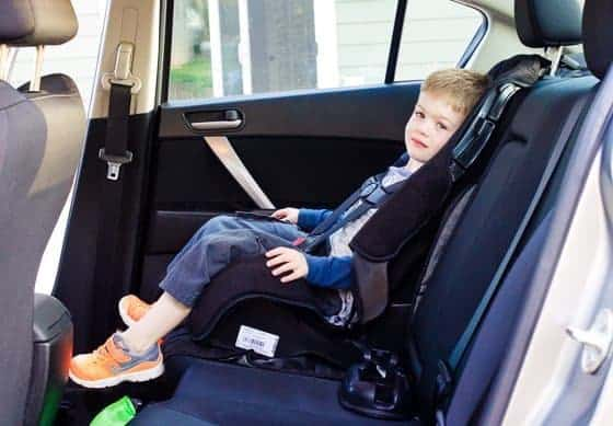 Car Seat Guide: Cosco High Back Booster- Bang For your Buck - Daily Mom