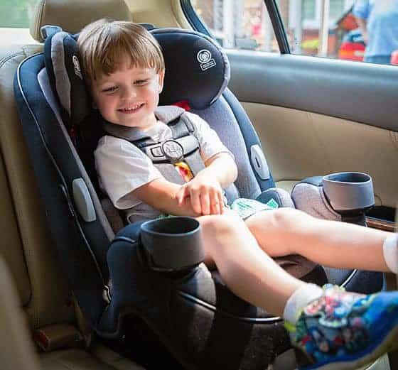 Car Seat Guide: Safety 1st Grow & Go 3-in-1 Convertible
