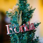 Holiday Decor, Florida Style