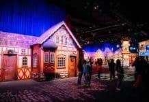 Gaylord Palms ICE Featuring Christmas Around the World