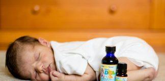 Liquid Baby Vitamins by iherb