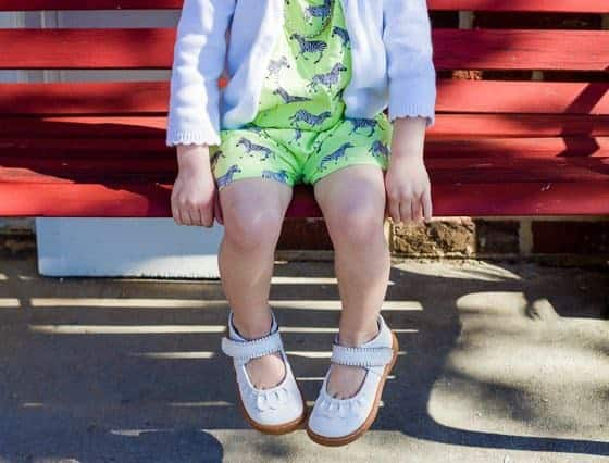 Put a Spring in Your Step with Livie & Luca