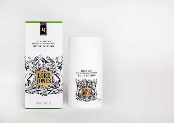Lord Jones Cannabis Lotion