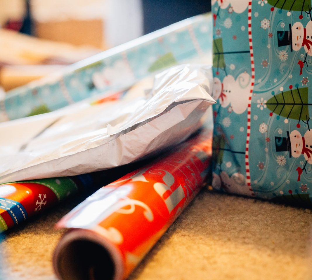 Please Send Wrapped