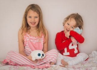 Valentine's Kids Clothing 2018