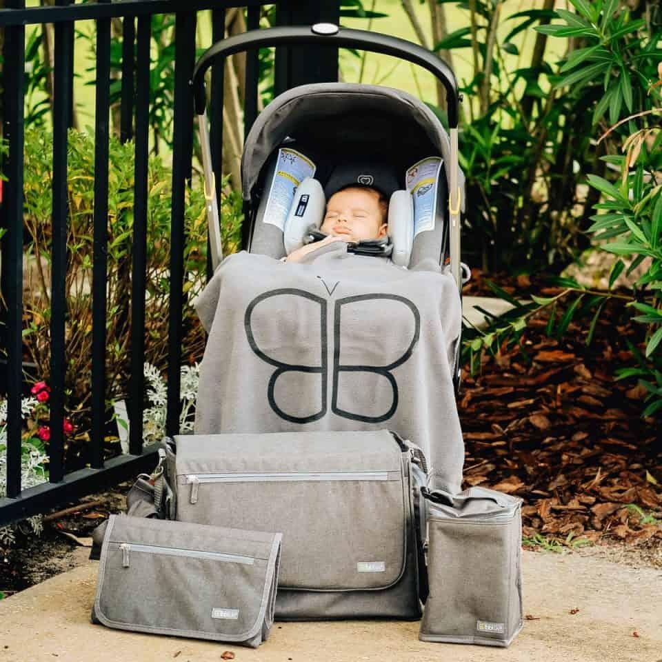 bbluv diaper bag