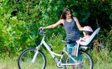 Bicycle Built for Two: Choosing the Best Child Bike Seat