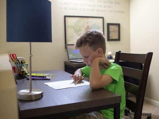 6 Things You Can Do to Set Up Your Perfect Homework Station