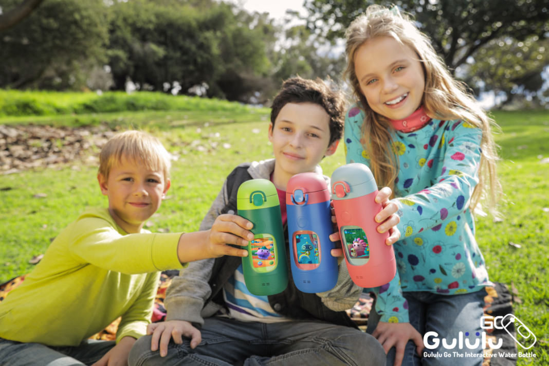 Gululu Smart Water bottle for kids