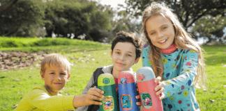 Gululu Smart Water bottle for kids
