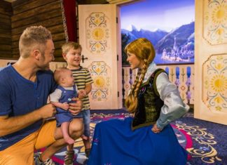 How Young is Too Young for a Visit to Disney?