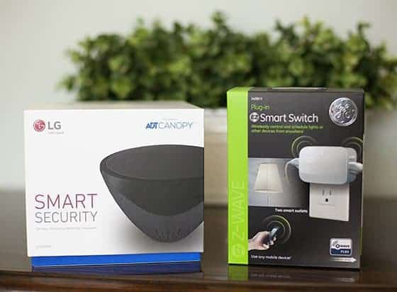 Monitoring Your Home Security with LG