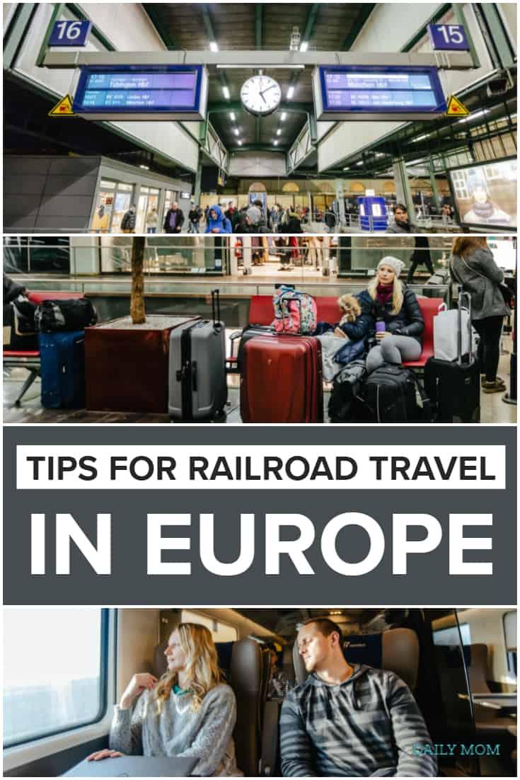 Railroads in Europe