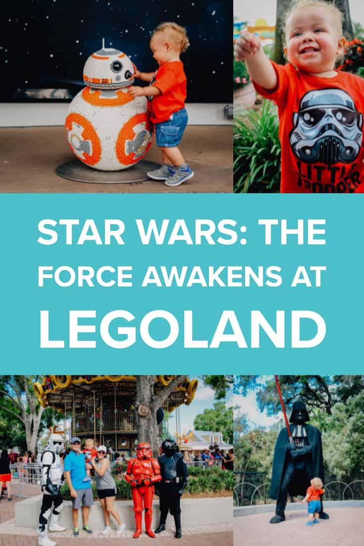 Star Wars: The Force Awakens at LEGOLAND