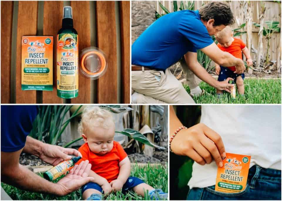 bug band insect repellent