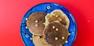 butterscotch pancakes