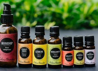 Essential Oils for Your Face