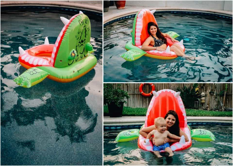 swim ways pool float