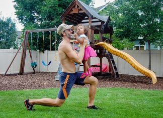 10 CROSSFIT MOVES FOR THE NEW DAD