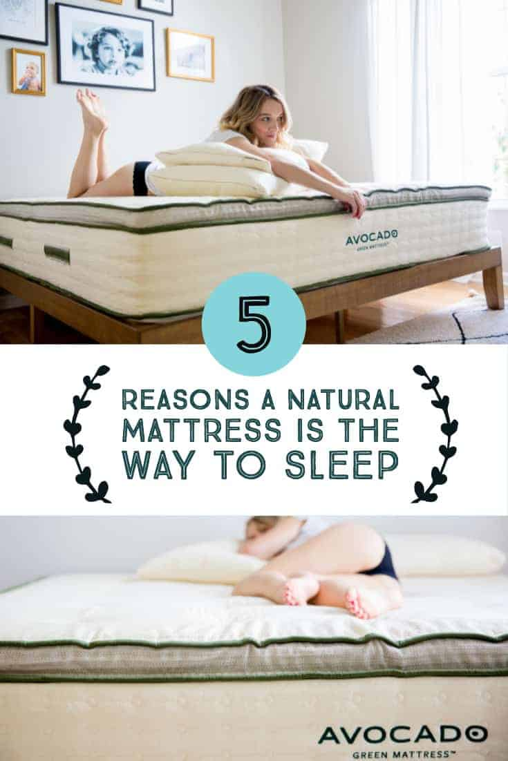 5 Reasons Natural Mattress