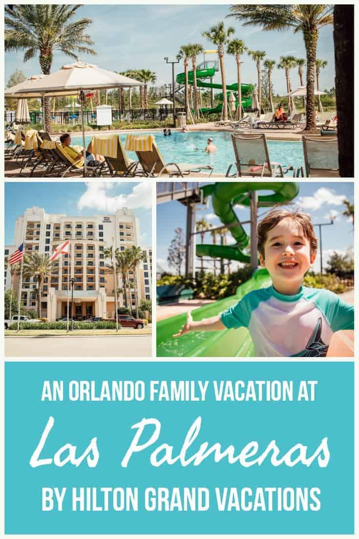 An Orlando Family Vacation at Las Palmeras