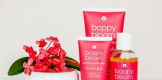 BOPPY BLOOM: NEW SKINCARE FOR EXPECTING AND NURSING MOMS