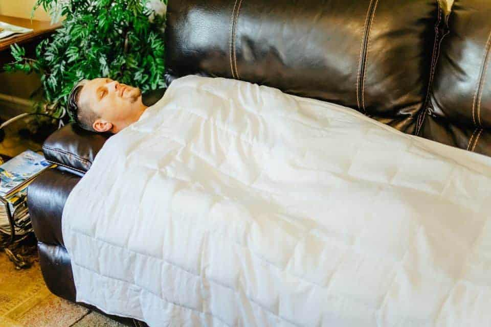 COOLMAX Weighted Blanket4