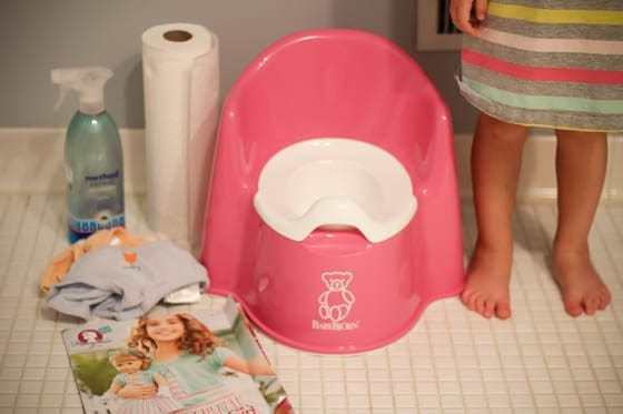 I Tried It-The 48 Hour Potty Training Method