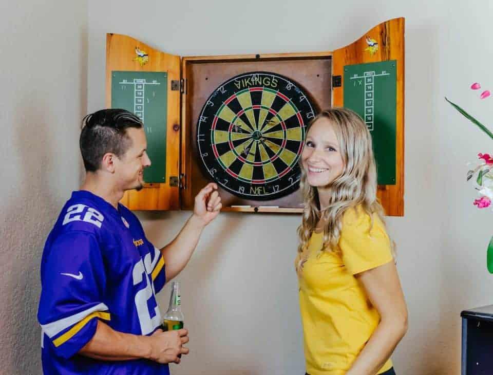 NFL Dart Board9