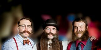 POST-MOVEMBER BEARD AND SHAVE GUIDE