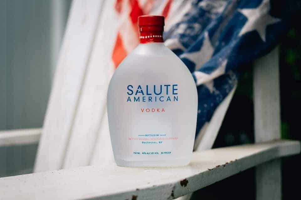Salute American Vodka Father's Day-2