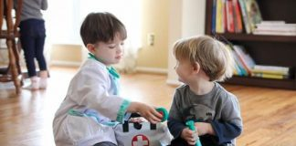 The Germ-Free Guide to Entertaining Kids at the Doctor's Office