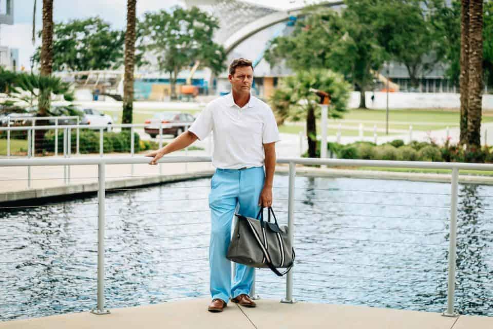 brook & co classic duffel bag