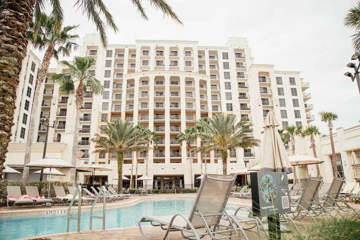 Orlando Family Vacation - Las Palmeras By Hilton Grand Vacations