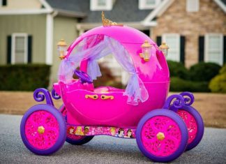 Dynacraft Wheels for your Princess and Prince
