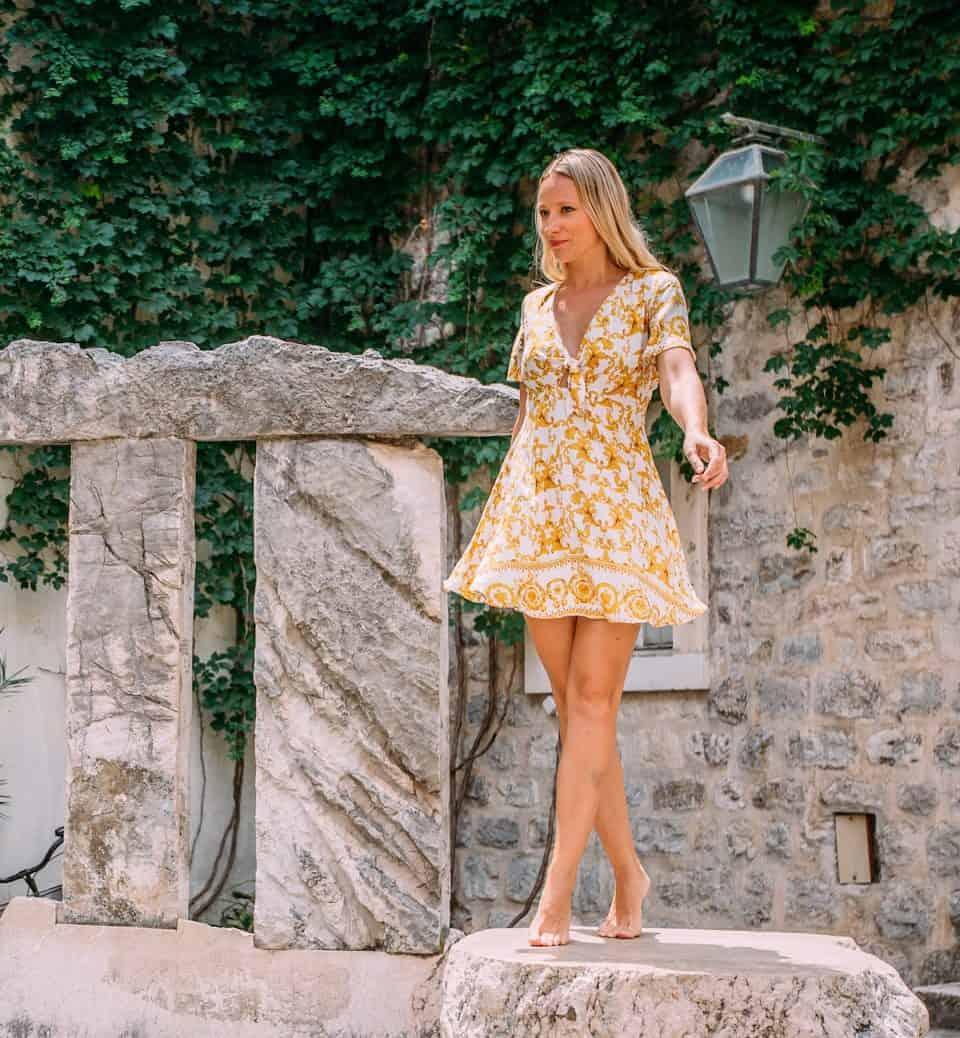 Lulus Dresses for Tall Girls 11