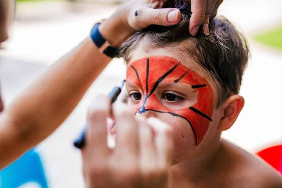 Snazaroo Kid's Face Paints Pens-12